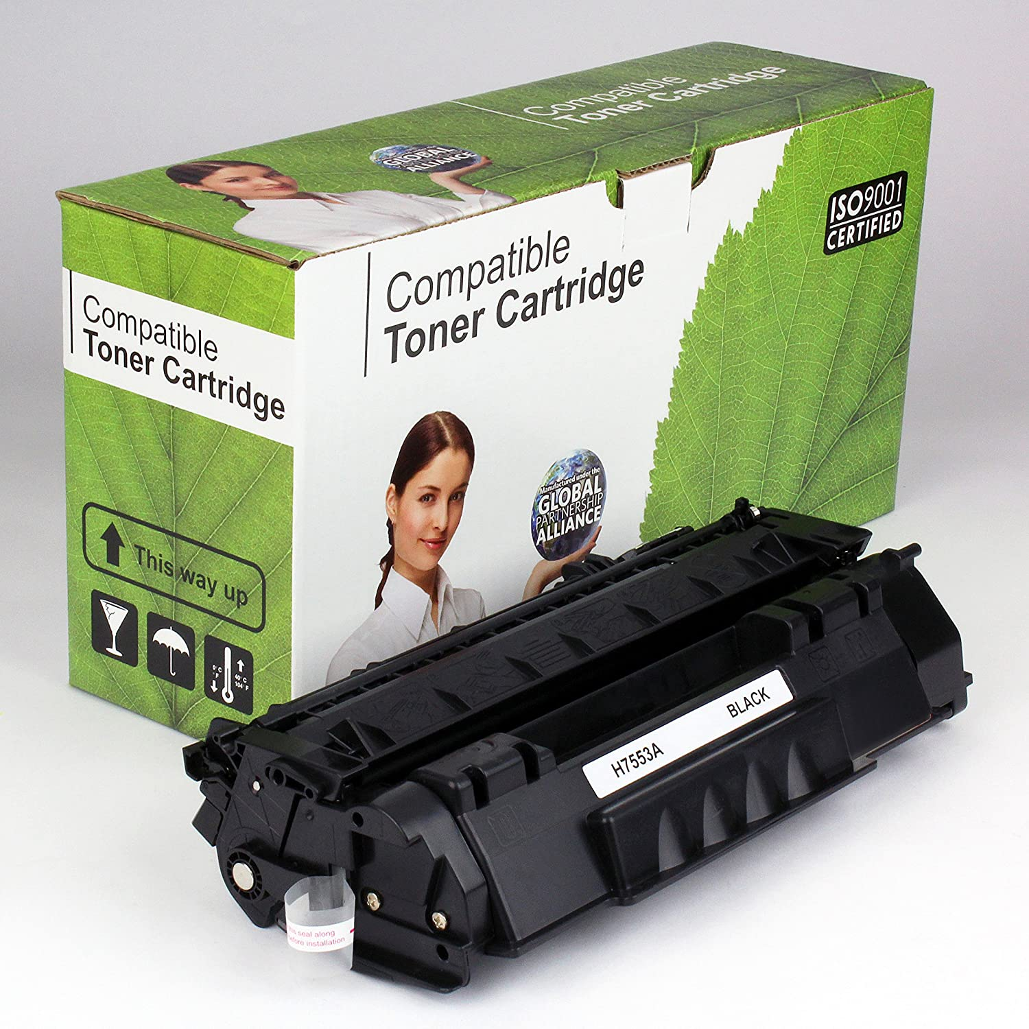 Value Brand Replacement für Hp 53ein Q7553ein Toner Cartridge für Your Business (3,000 Yield)