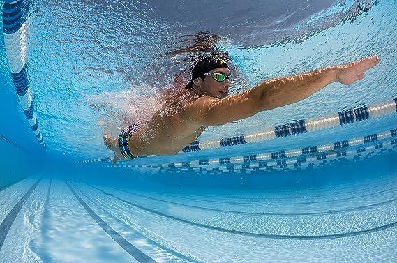 Michael Phelps - MP XCEED Gafas de natación, Unisex, Blanco y Negro, Talla única: Amazon.es: Deportes y aire libre