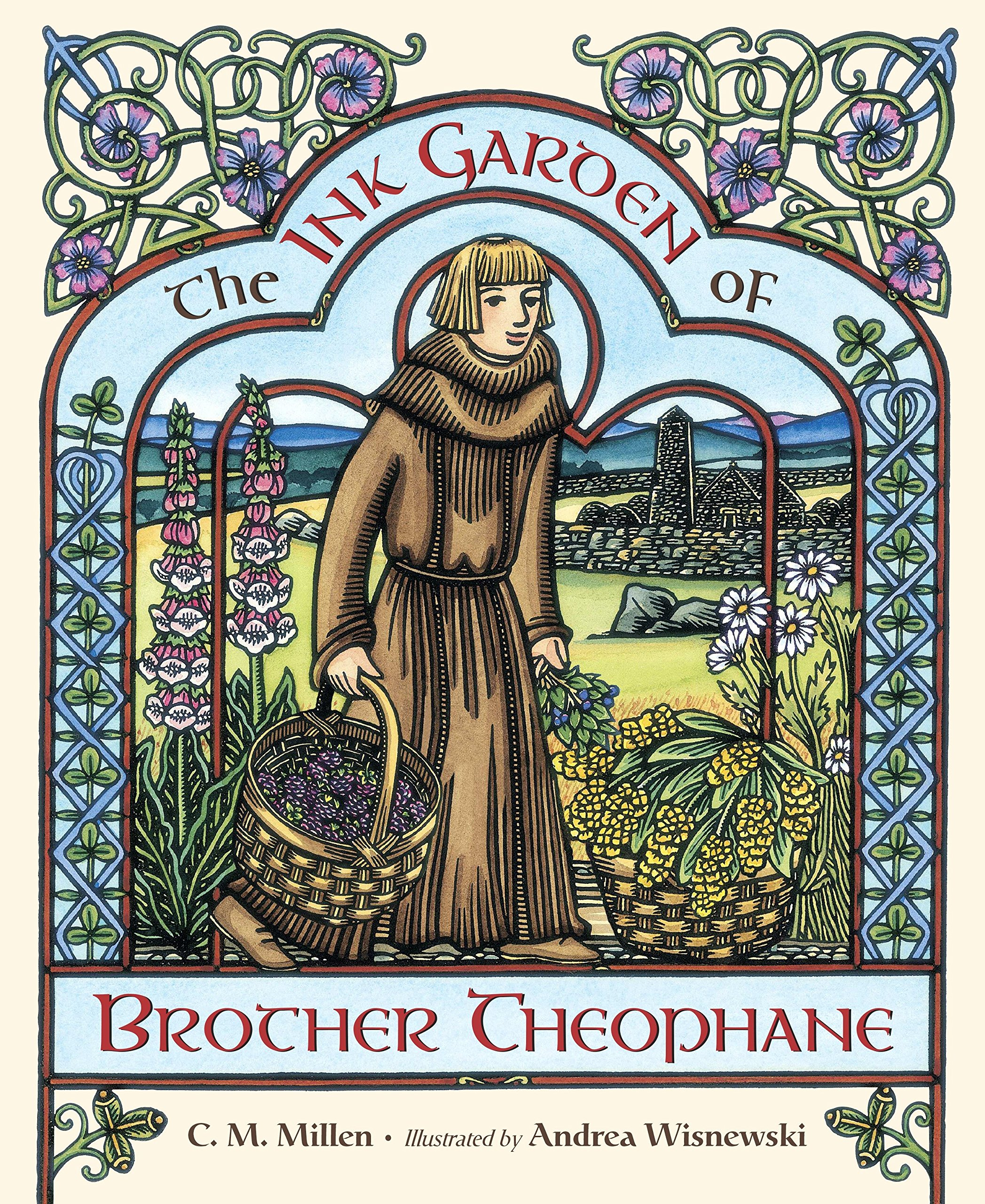 Image result for The Ink Garden of Brother Theophane