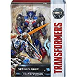 Transformers : The Last Knight – Premier Edition – Voyager Class – Optimus Prime – Figurine 15 cm