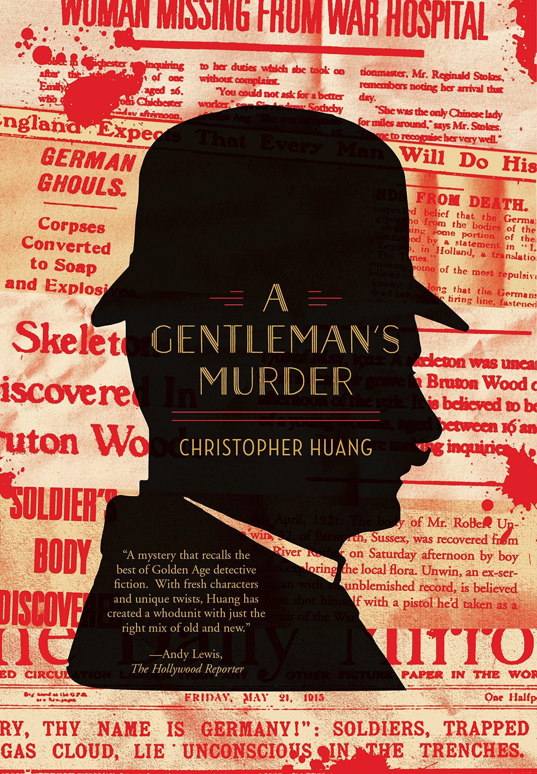 Gentlemans Murder Christopher Huang product image