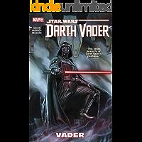 Star Wars: Darth Vader Vol. 1: Vader (Darth Vader (2015-2016)) book cover