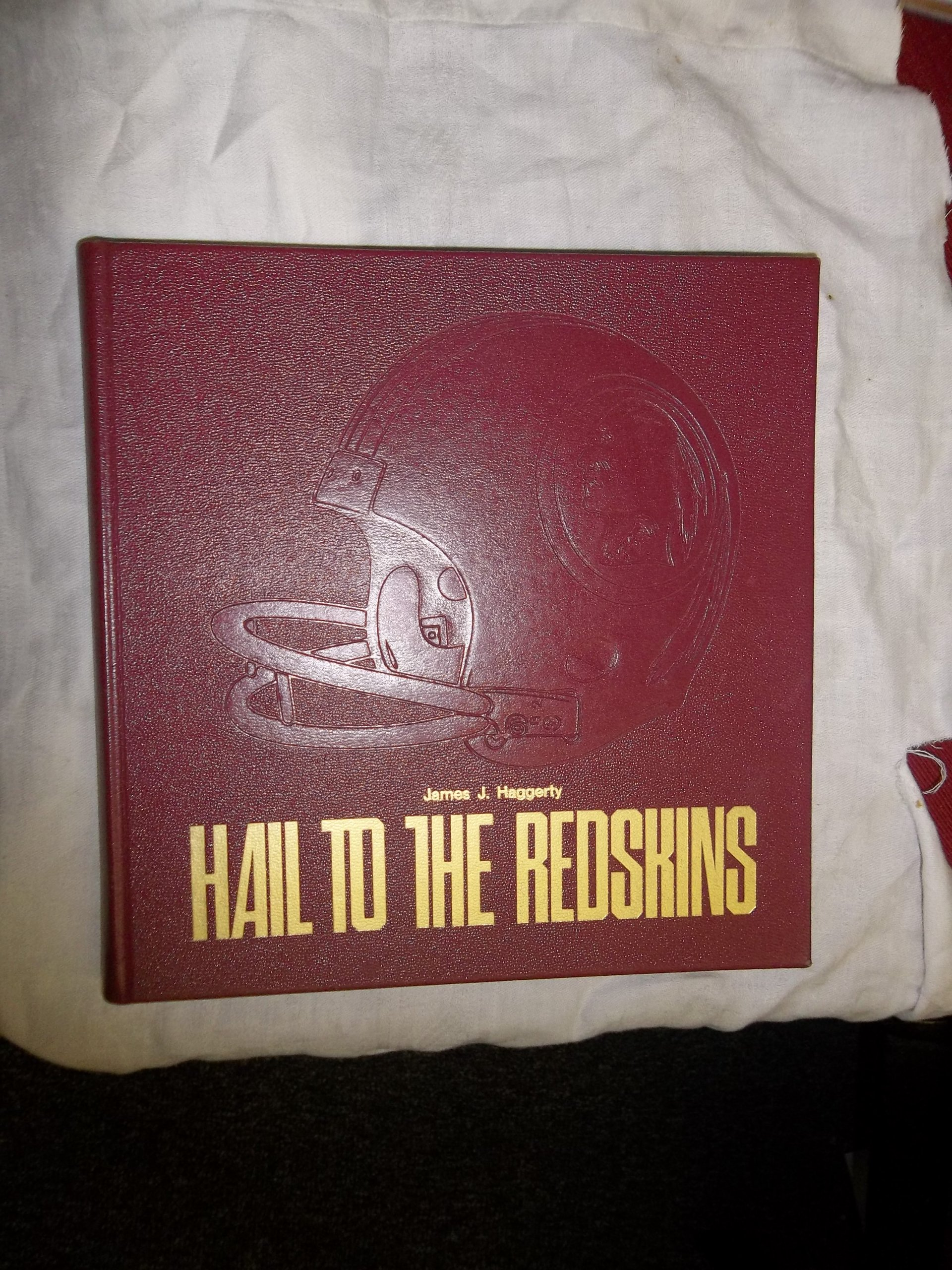 ffb28a71 Hail to the Redskins;