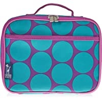 Wildkin Lunch Box, Insulated, Moisture Resistant, and Easy to Clean with Helpful Extras for Quick and Simple…