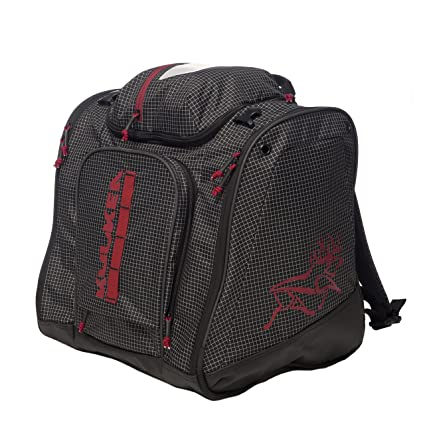 512b140e92 Amazon.com   KULKEA Powder Trekker - Black-White Red   Sports   Outdoors