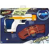 Hasbro Nerf B1536EU4 - N-Strike Elite Modulus Zubehör-Set Angriff & Abwehr, Nerf Zubehör