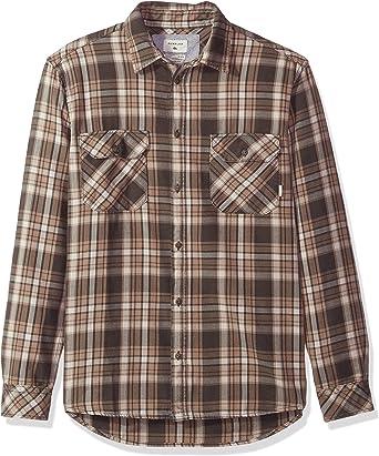 Quiksilver Tangloop - Camisa para hombre: Amazon.es: Ropa y accesorios