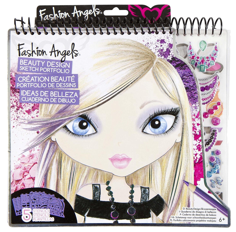 Fashion Angels Make-Up Portfolio