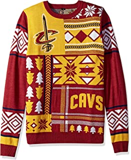 Amazoncom Foco Mlb Patches Ugly Sweater Pick Team Sports