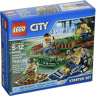 lego city swamp police starter set 60066
