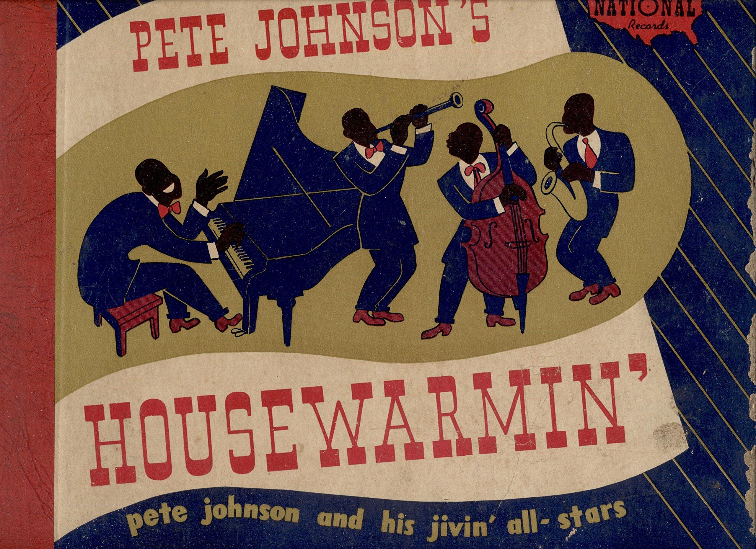 Pete Johnson's Housewarmin' (78 rpm Album)