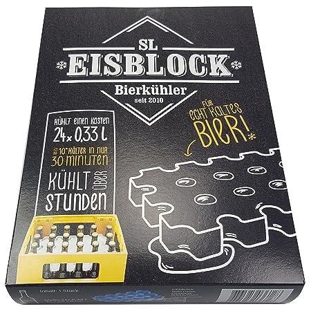 Compra SL - bloque de hielo, enfriador de bebidas, enfriador de ...