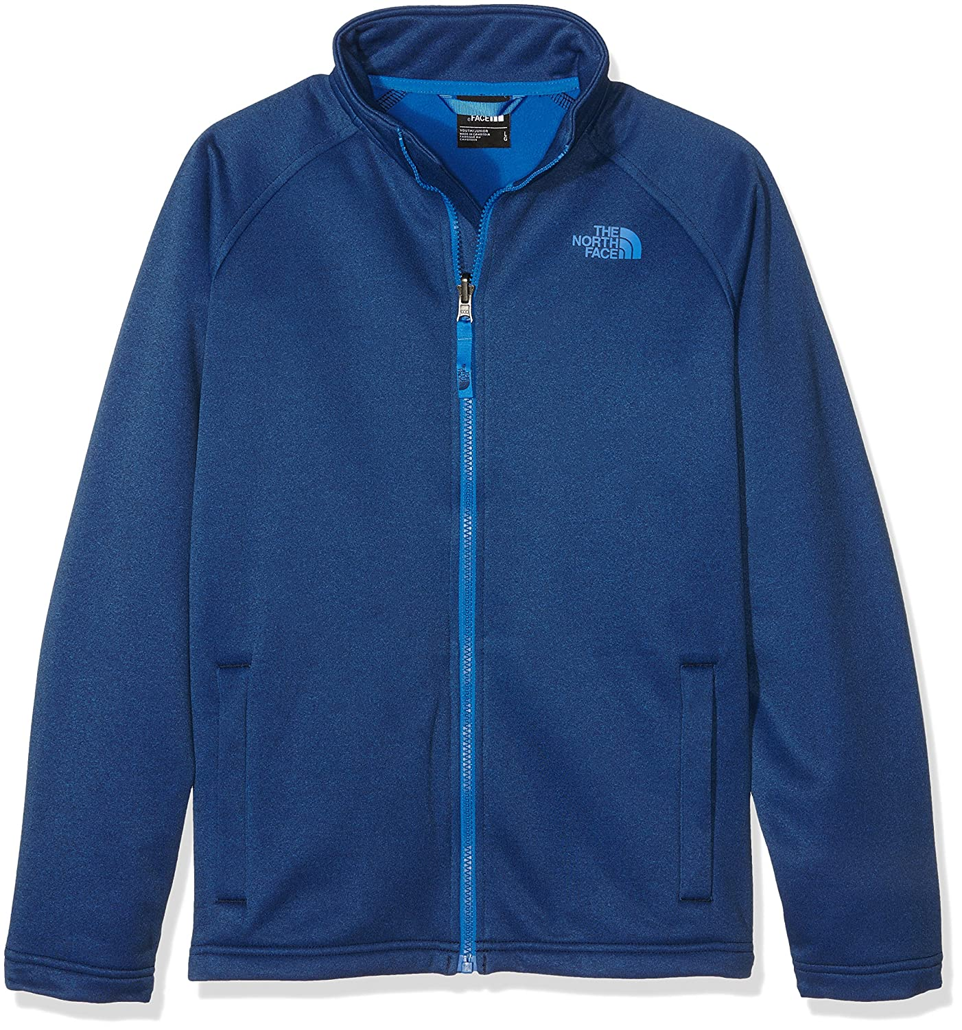 Giacca in Pile Unisex Bambini North Face Y Canyonlands Full Zip