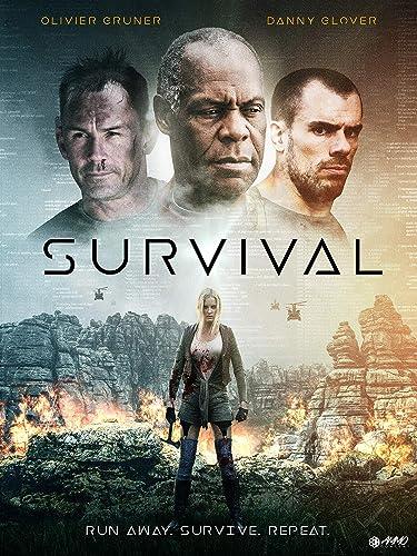 Amazon com: Survival: Danny Glover, Olivier Gruner, Bruno