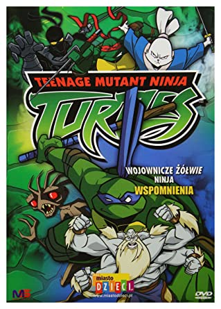 Amazon.com: Teenage Mutant Ninja Turtles [DVD] (IMPORT) (No ...