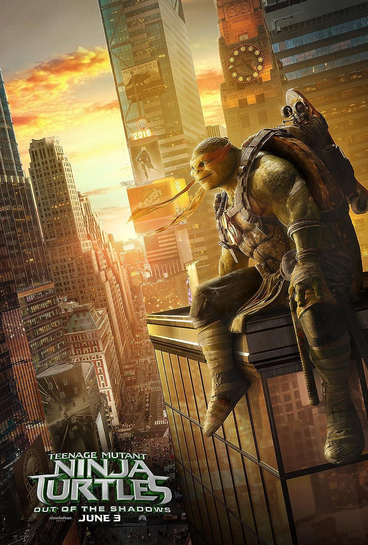 MICHELANGELO - Teenage Mutant Ninja Turtles: Out of the Shadows - 24