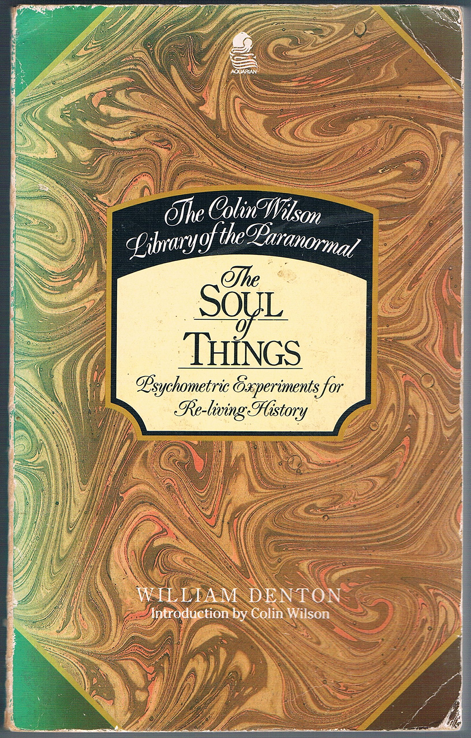 Download The Soul of Things: Psychometric Experiments for Re-Living History ebook