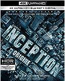 Inception (4K UHD/ BIL) (4K Ultra HD) [Blu-ray]