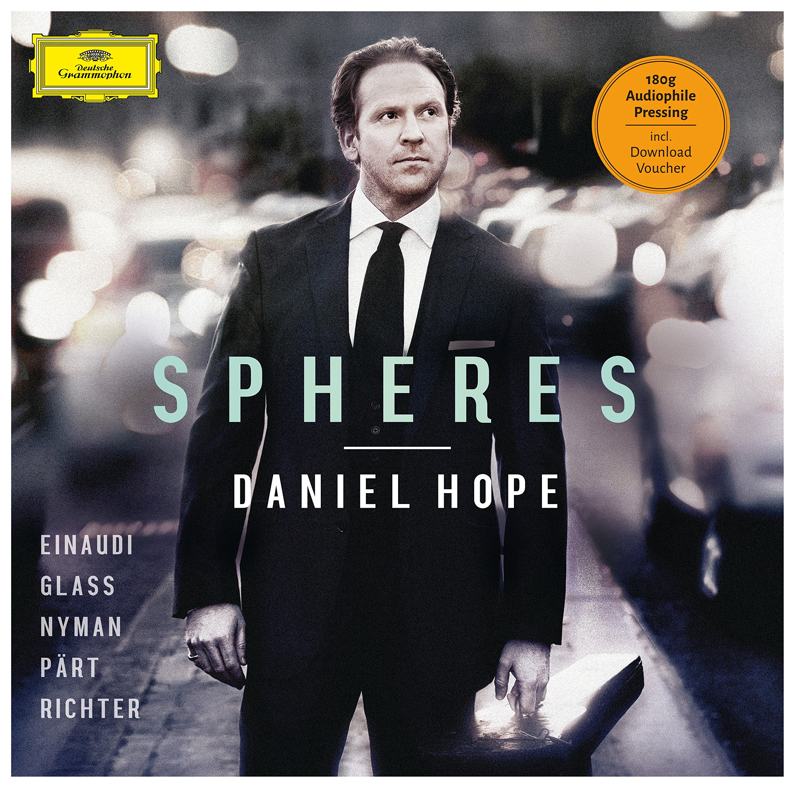 HOPE / AMMON / HALSEY / DEUTSCHES KAMMERORCHESTER - SPHERES (LTD)