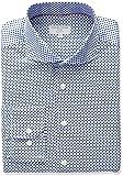 English Threads Men's Slim Fit Diamond Dress