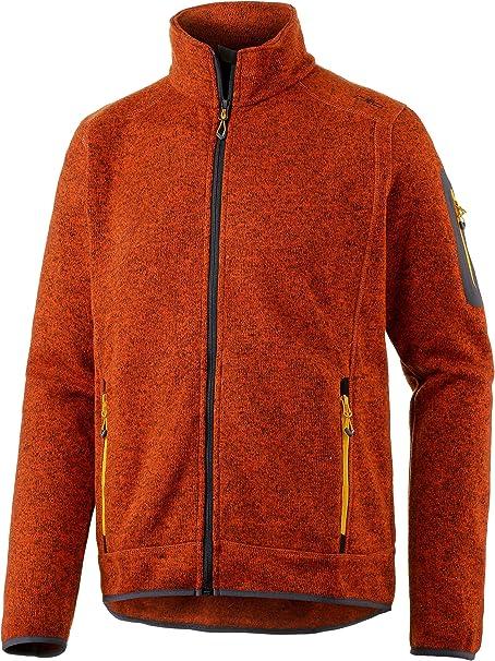 cmp herren strick fleece jacke 3h60747n