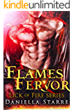 Flames & Fervor: Lick of Fire (Clashing Claws Book 1)