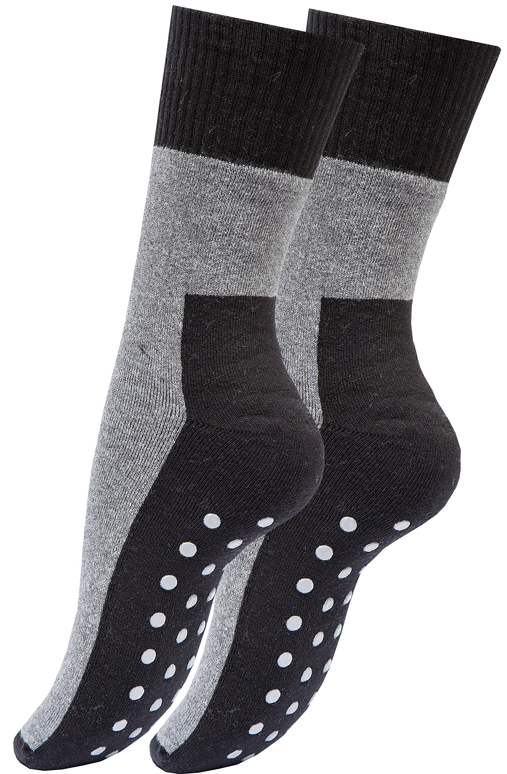 Vincent Creation® 4 pares ABS calcetines unisex – Con antideslizante suela product image
