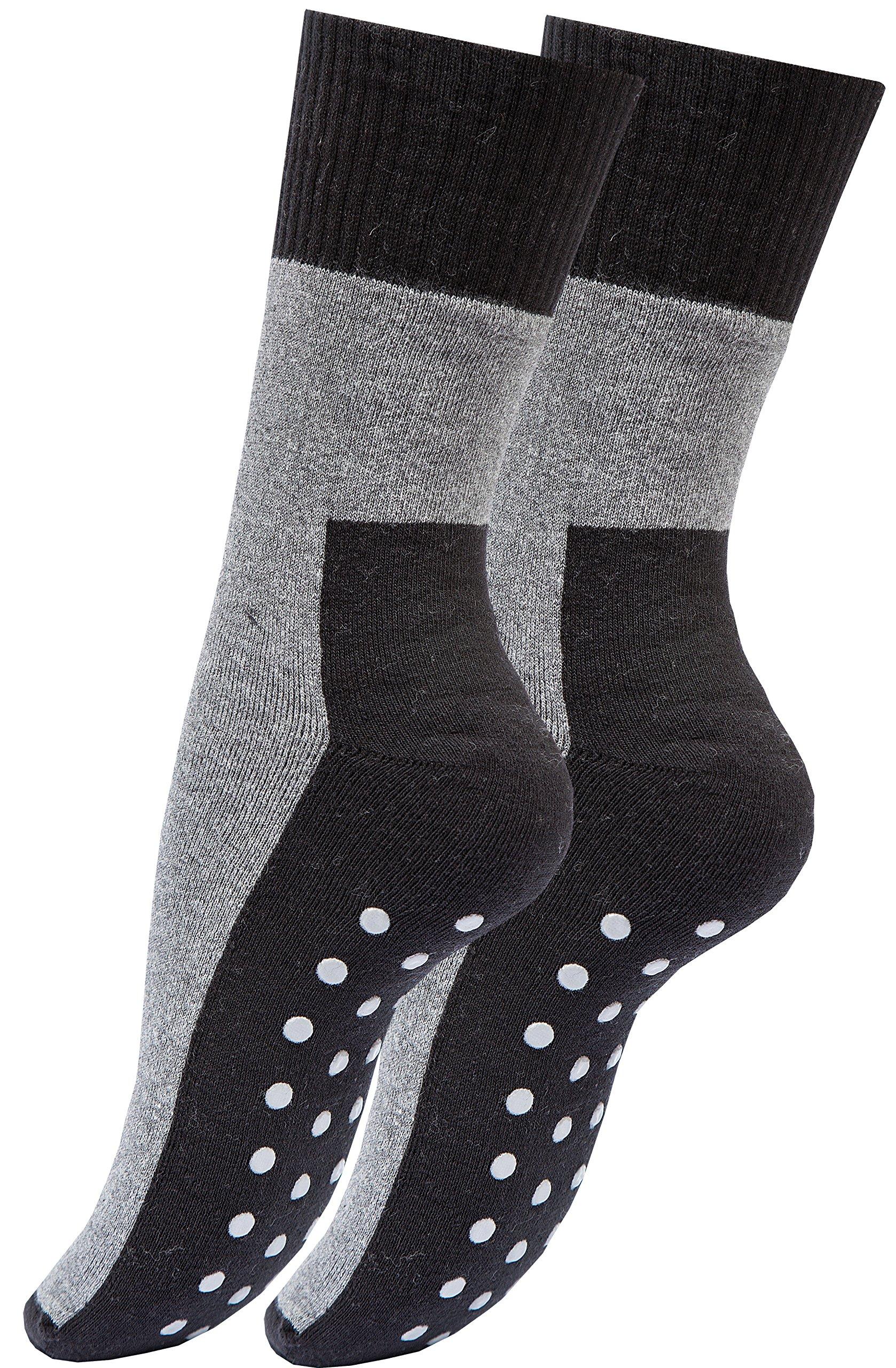 Vincent Creation® 4 pares ABS calcetines unisex – Con antideslizante suela product image