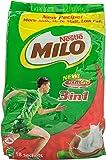 MILO 3-in-1 ActivGo Chocolate Fuze, 27g (Pack of 18)