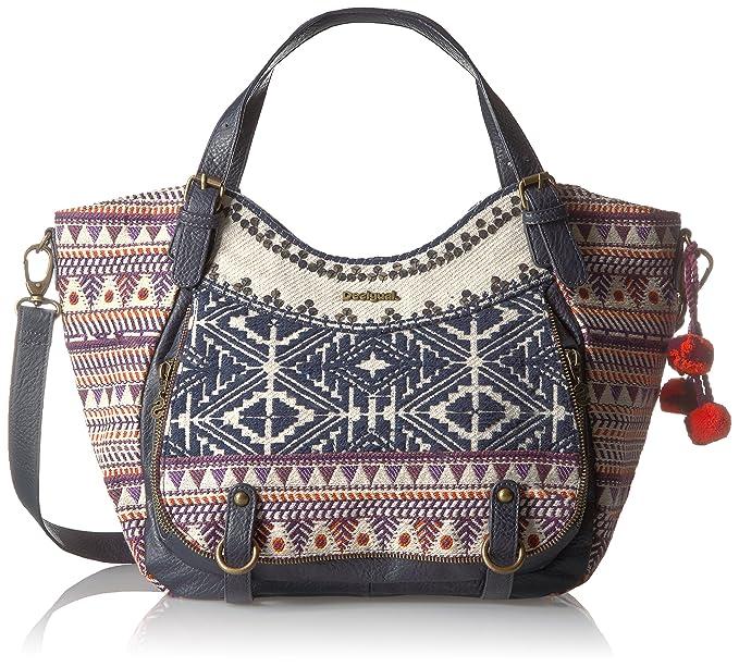 Amazon.com: Desigual Rotterdam Gala Bolsa, Rojo, talla única ...