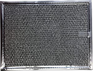 Replacement Aluminum Range Filter Compatible With Estate 4158352, Kitchenaid 4158352, Whirlpool 4158352,G-8159,RHF0702-7-1/4 x 9-15/16 x 3/32 (PT SS) - 1 Pack