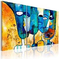 murando - 100 % dipinti a mano | quadro dipinto a mano | foto direttamente dallartista | pittura | dipinti modern | disegni unici ed irripetibilii | Quadro Su Tela | trittico 3 Parti | astrazione | 41503 | 135x90 cm