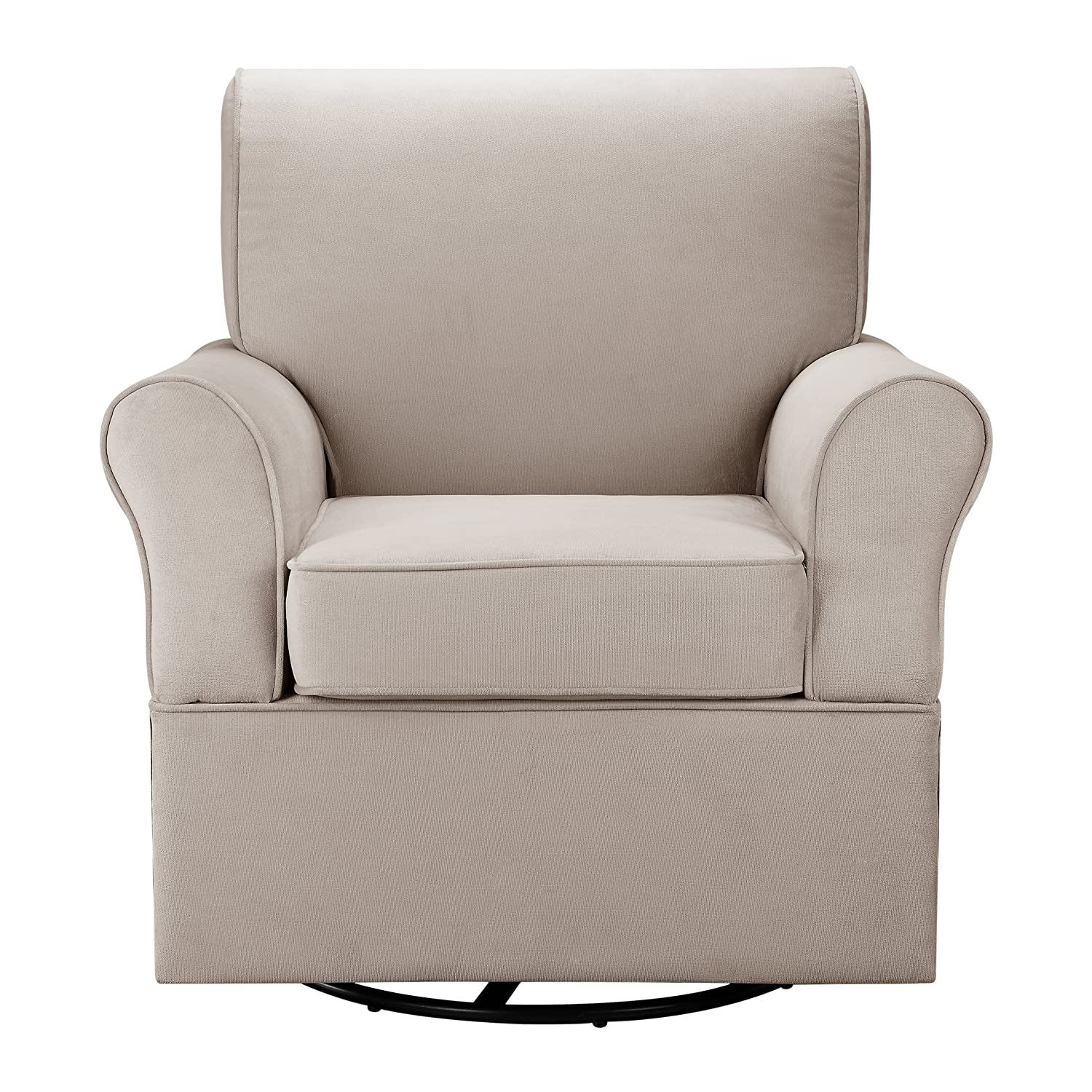 Amazon Baby Relax Swivel Glider et Doe Color White Baby