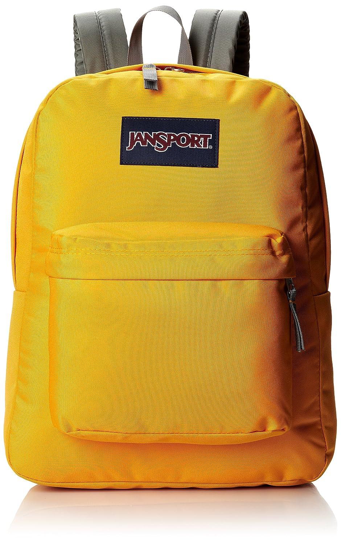 078c68540f3e Amazon.com: JanSport T501 Superbreak Backpack - Beez Yellow: Sports ...