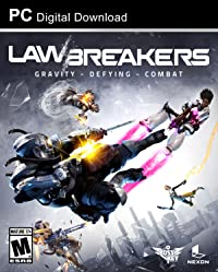 LawBreakers System Requirements | Can I Run LawBreakers PC requirements
