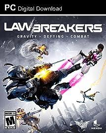 LawBreakers [Online Game Code]