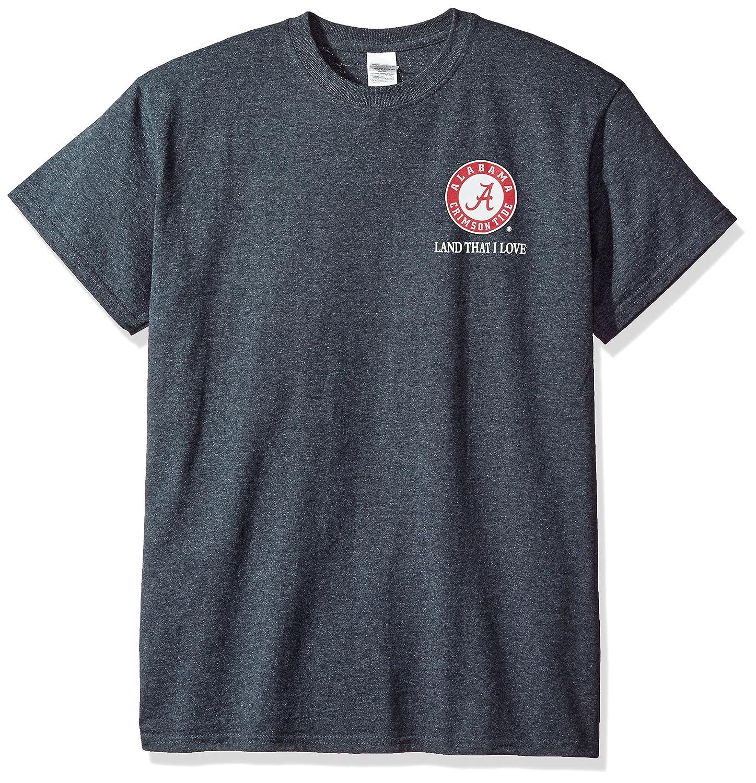 偉大な NCAAアラバマCrimson ダークヘザー B01MZ8LYHX TideフラグGlory半袖シャツ Small Small ダークヘザー B01MZ8LYHX, スーツケースのTHE CASE FACTORY:edfbffe3 --- a0267596.xsph.ru