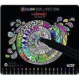 Conté Feutres de Coloriage - Boîte Métallique Edition Limitée de 20