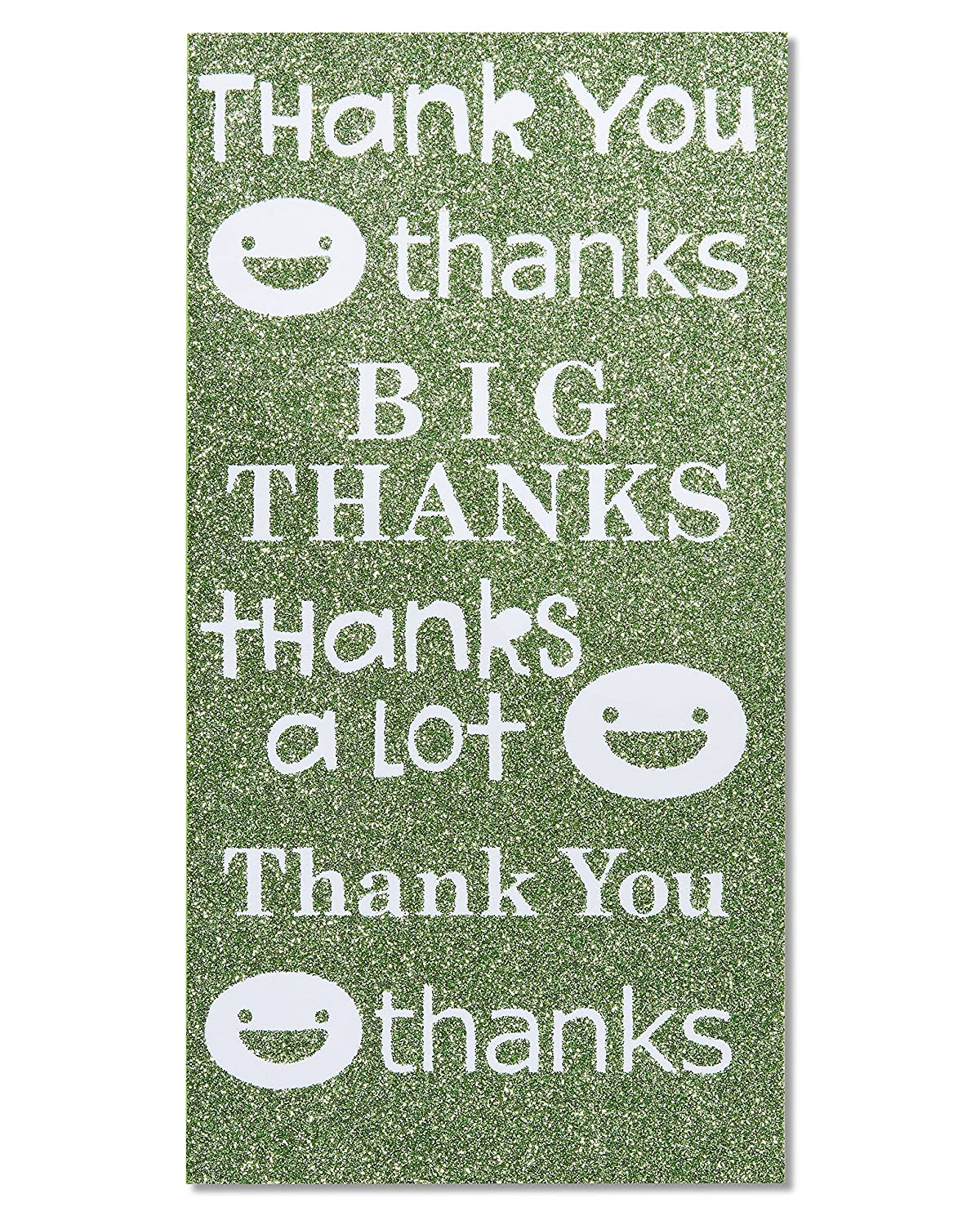 Amazon American Greetings Gift Card Holder Thank You Card With