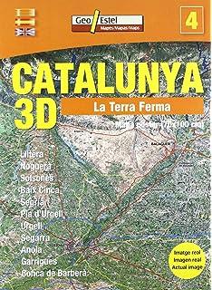 Catalunya 2017-2018: Mapa de carreteres Escala 1:250.000: Amazon.es: Institut Cartrogràfic de Catalunya: Libros