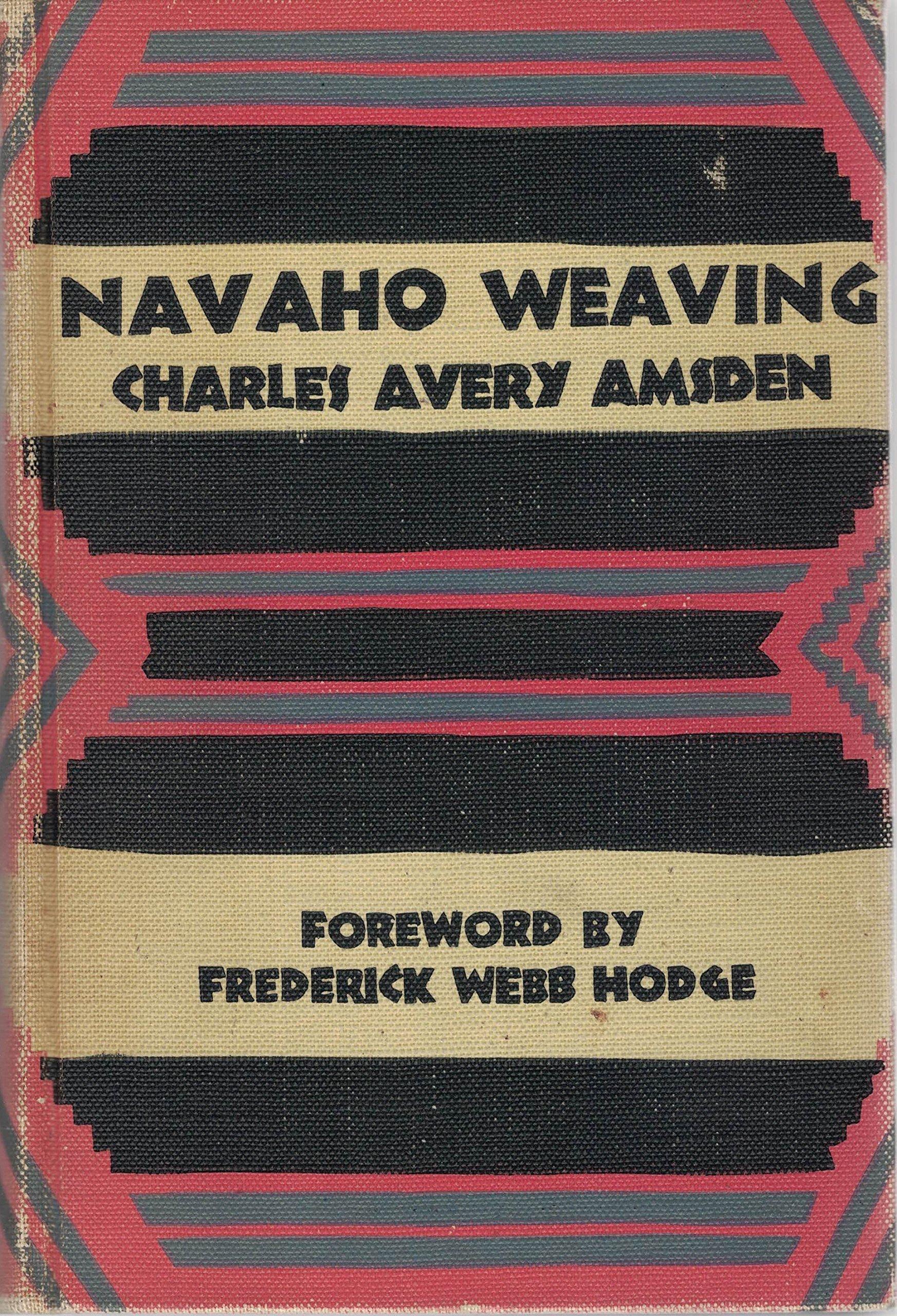 NAVAHO WEAVING: