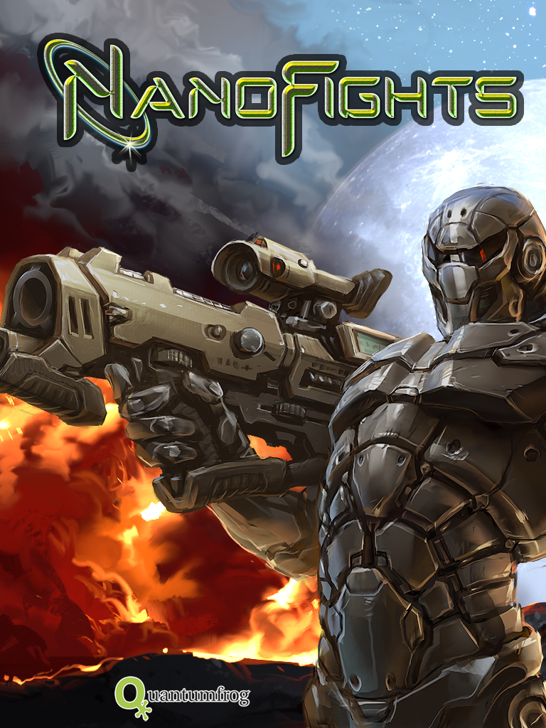 Nanofights [Online Game Code]