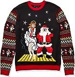 Blizzard Bay Men's Ugly Christmas Sweater Jesus