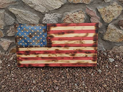 36 x 19 large hand crafted 100 made in u s a wood american