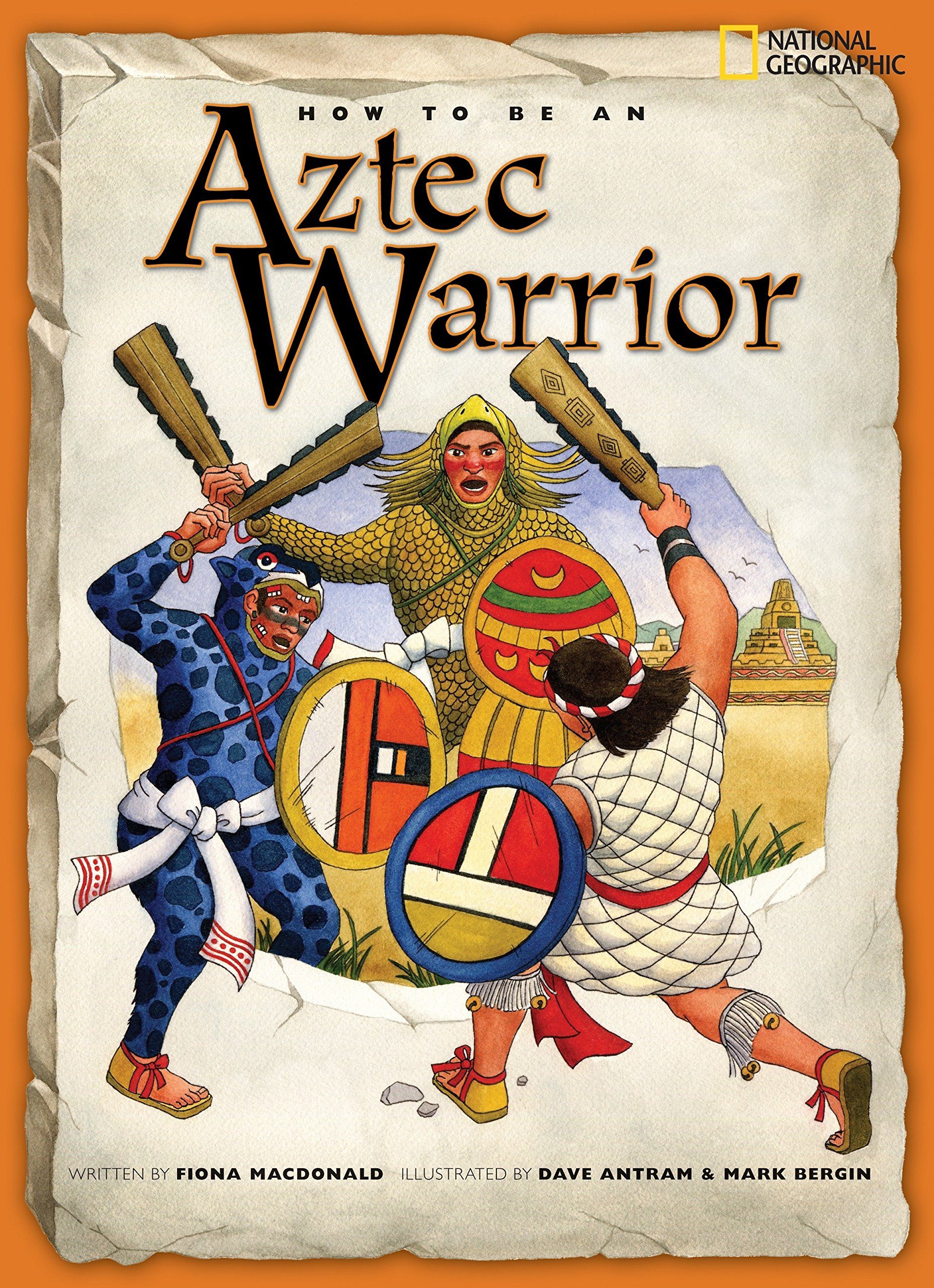 Read Online How to Be an Aztec Warrior pdf epub