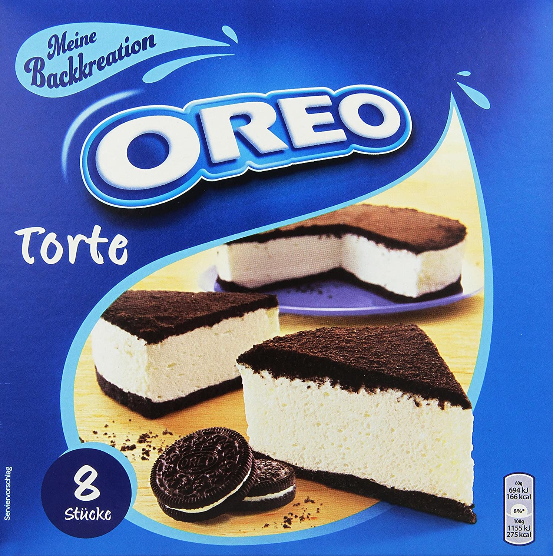 Oreo Torte Backmischung 215 G 7er Pack 7 X 215 G Amazon De