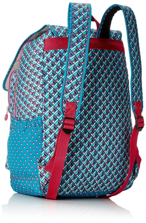 Kipling - HARUKO - Großer Großer Großer Rucksack - Happy rot C - (Rot) B01N6Q79NM Daypacks Direktgeschäft 58216d