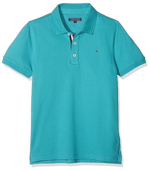 Tommy Hilfiger Slim Fit Poloshirt Damen Bekleidung