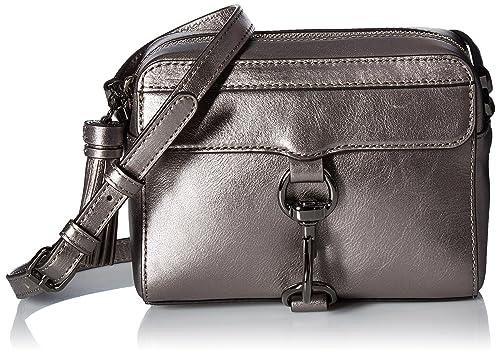491f7c5f7b Rebecca Minkoff Metallic Mab Camera Bag