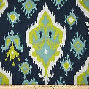 Premier Prints Premier Ikat Slub Canal Fabric